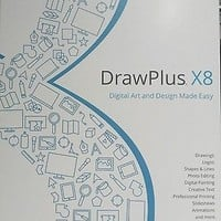Drawplus x8 - The Latest Version - Brand new Fast delivery with full manual