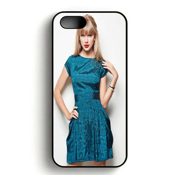 Taylor Swift Magazine iPhone 5, iPhone 5s and iPhone 5S Gold case