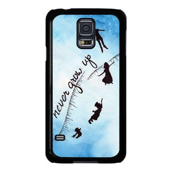Peter Pan Never Grow Up 2 Samsung Galaxy S5 Case
