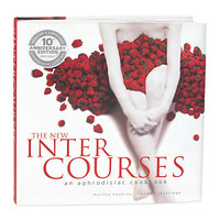 INTERCOURSES: AN APHRODISIAC COOKBOOK | Food, Aphrodisiacs, Recipes, Intercourse, Cook, Books | UncommonGoods
