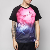 Galaxy space T - shirt -