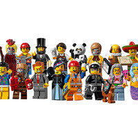 LEGO® Minifigures - The LEGO Movie Series