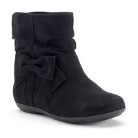 SONOMA life + style Girls' Slouch Ankle Boots