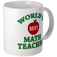 Math Teacher Mug> World's Best Math Teacher> The Village at 1512 Boulevard