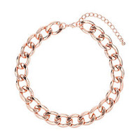 Premium Chunky Chain Necklace