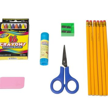 Big Box? Pre-Filled Pencil Pouch Kit (12 pc.) - CASE OF 48