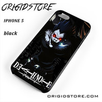 Death Note Japan Manga For Iphone 5 Iphone 5S Case UY