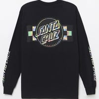 Santa Cruz Contest Long Sleeve T-Shirt at PacSun.com