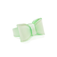 LeeLa Ribbon Ring - Mint
