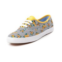 Womens Taylor Swift Keds Champion Rose Casual Shoe, Blue Yellow  Journeys Shoes
