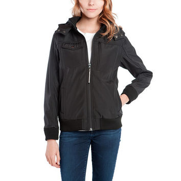 Baubax Bomber // Female // Black