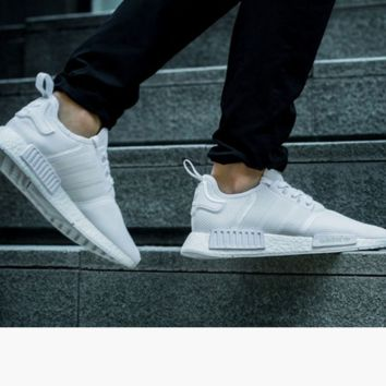"""ADIDAS"" Trending Fashion Casual Sports Shoes Pure White"