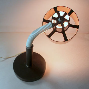SUPER MOD LAMP // Mid century Modern Lighting by ACESFINDSVINTAGE