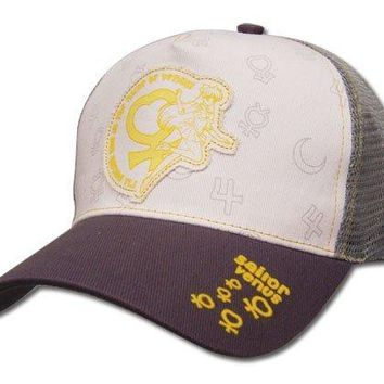 Great Eastern Entertainment Sailor Moon Venus Trucker Cap