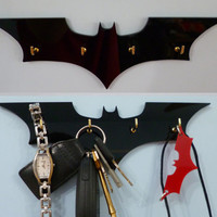 Batman Key Rack / Jewellery Organiser