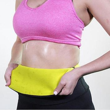 Free Shipping Amazing Weight Loss Slimming Belt Lose Belly Fat Belly Burner Waist Cincher Sport Hot Shapers Abdomen Cinched