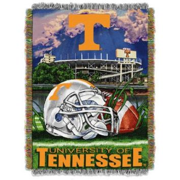 University of Tennessee Tapestry Throw Blanket