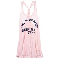 Aerie Graphic Coverup Tank   Aerie for American Eagle
