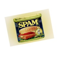SPAM® Can Postcard - All Products