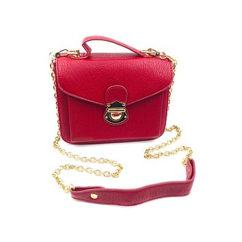lovely small lady leather purse