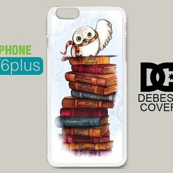 Harry Potter Owl And Book for iPhone Cases | iPhone 4/4s, iPhone 5/5s/5c, iPhone 6/6plus/6s/6s plus