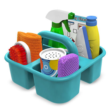 Melissa Doug Let's Play House! Cleaning Play Set 8602