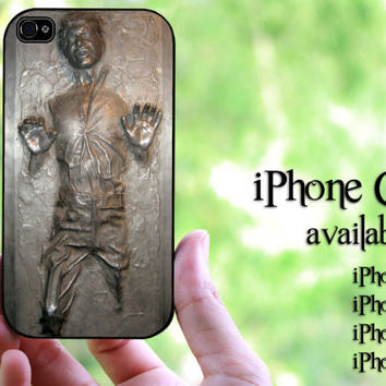 han solo design hard case for iPhone 4 case, iPhone 4s case, iPhone 5 case, iPhone 5s case, iPhone 5C case