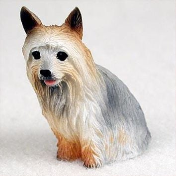 SILKY TERRIER TINY ONE FIGURINE