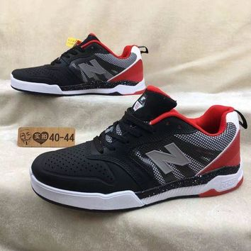 ONETOW cxon new balance nb868 cushion mid highe black red for women men running sport casual shoes sneakers