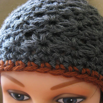Crochet Pattern - Star Stitch Hat