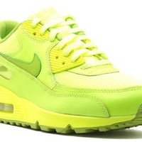 CUPCUPB Ready Stock Nike Air Max 90 Green Shoes Sport Running Shoes