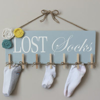 Lost Sock Board <3