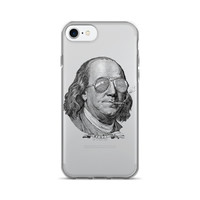 Ben Franklin Now This Is A Political Party iPhone 7/7 Plus Case