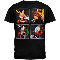 Kingdom Hearts - Four Kings T-Shirt