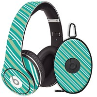 Striped Ocean Skin  for the Beats Studio Headphones & Case by skinzy.com