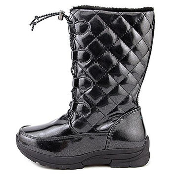 Tundra Boots Girls Metallic Winter Boots