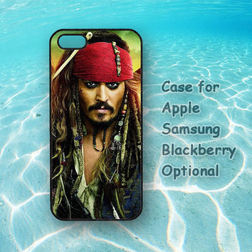 Johnny Depp, iphone 5 case, iphone 4 case, ipod 4 case, ipod 5 case, Samsung galaxy S3, Samsung galaxy S4, note 2, blackberry q10 case, z10