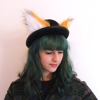 Fox Bowler Hat - Mr Fox Costume