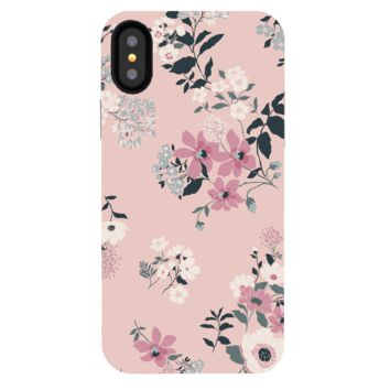iPhone XS / X Case - Petunia