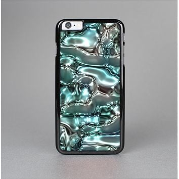 The Teal Mercury Skin-Sert for the Apple iPhone 6 Plus Skin-Sert Case