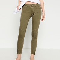 MID - RISE BIKER TROUSERS-View all-WOMAN-NEW IN | ZARA United States