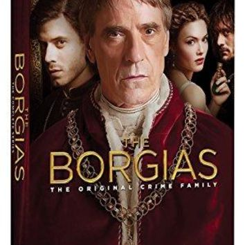 David Oakes & Jeremy Irons - The Borgias: The Complete Series