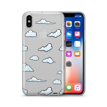 Cloud 9 - Clear Case Cover