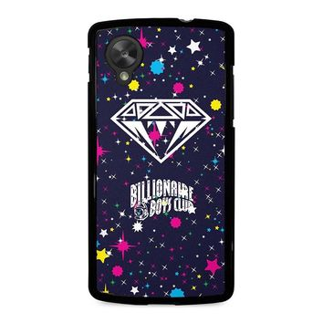 BILLIONAIRE BOYS CLUB BBC DIAMOND Nexus 5 Case Cover