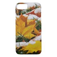 Autumn Snow iPhone 8/7 Case