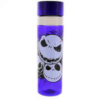 Disney Jack Skellington Faces Nightmare Before Christmas Water Bottle Tumbler