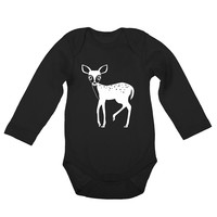 Fawn Long Sleeve Onesuit