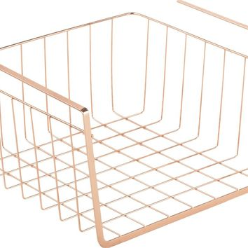 Lincoln Undershelf Metal Basket