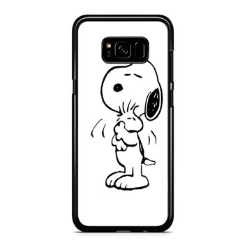 Snoopy Samsung Galaxy S8 Case