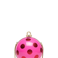 Kate Spade Dot Ornament Clutch Vivid Snapdragon Multi ONE